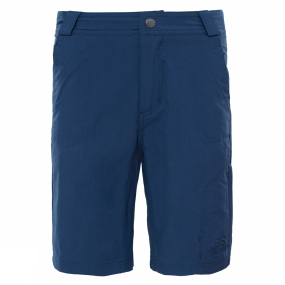 The North Face The North Face Boys Exploration Shorts Shady Blue