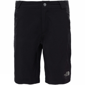 The North Face The North Face Boys Exploration Shorts Age 14+ TNF Black