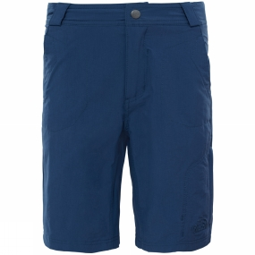 The North Face The North Face Boys Exploration Shorts Age 14+ Shady Blue