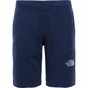 The North Face The North Face Youth Fleece Short Cosmic Blue