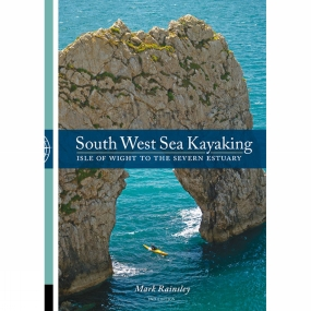 Pesda Press South West Sea Kayaking: Isle of Wight to the Severn Estuary