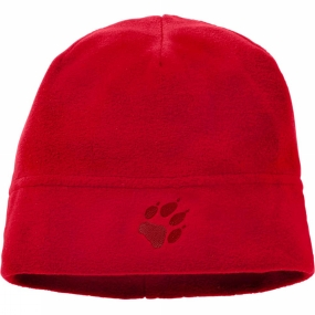 Jack Wolfskin Kids Real Stuff Hat Ruby Red