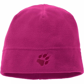 Jack Wolfskin Kids Real Stuff Hat Fuchsia