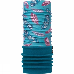 Buff Buff Childrens Polar Buff Patterned Feathers Pool/Ocean
