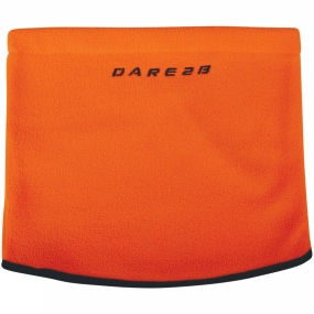 Dare 2 b Kids Ringleader Neck Warmer Shocking Orange