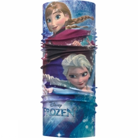 Buff Childrens Original Buff Frozen Magic Sisters Blue