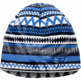 Jack Wolfskin Kids Hazelton Cap Coastal Blue Allover