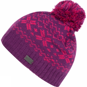 Regatta Boys Snowflake II Hat Winberry