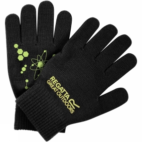 Regatta Boys Clutch Glove II Black