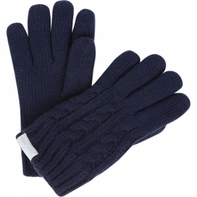 Regatta Boys Multimix Glove Navy
