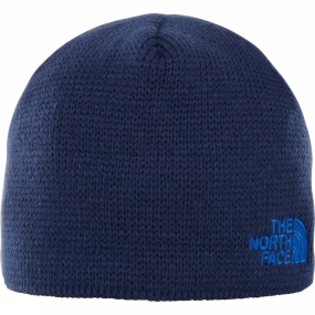 The North Face The North Face Bones Beanie Cosmic Blue/ Bright Cobalt Blue