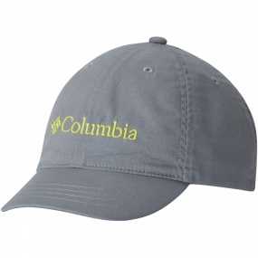 Columbia Youths Adjustable Ball Cap Grey Ash
