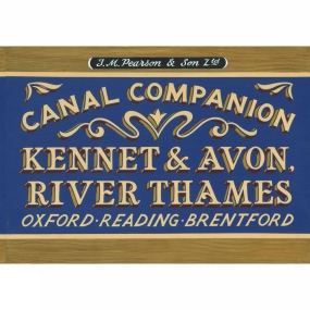 Canal Companions Kennet and Avon, River Thames: Canal Companion
