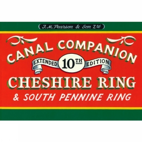 Canal Companions Cheshire Ring and South Pennine Ring: Canal Companion