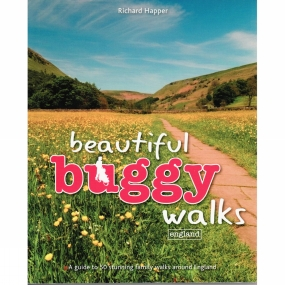 Punk Publishing Punk Publishing Beautiful Buggy Walks No Colour