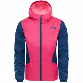 The North Face Girls Zipline Rain Jacket