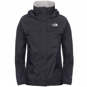The North Face The North Face Girls Resolve Reflective Jacket TNF Black