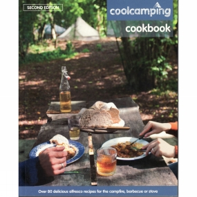 Punk Publishing Punk Publishing Cool Camping Cookbook No Colour