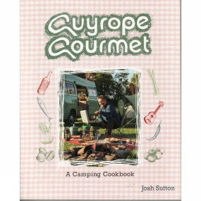 Punk Publishing Punk Publishing Guyrope Gourmet: A Camping Cookbook No Colour