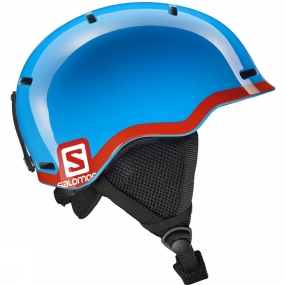 Salomon Salomon Kids Grom Helmet Blue/Blue Trim