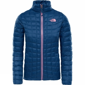 The North Face Girls ThermoBall� Full Zip Jacket