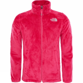 The North Face The North Face Girls Osolita Jacket Petticoat Pink