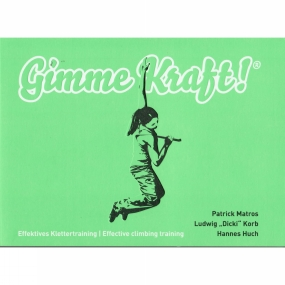 Hannes Huch Hannes Huch Gimme Kraft: Effective Climbing Training No Colour