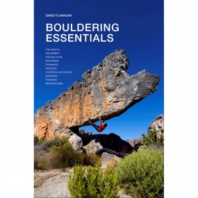 Three Rock Books Bouldering Essentials