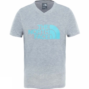 The North Face Girls Reaxion T-Shirt Ages 14+