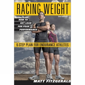 Velo Press Racing Weight: How to Get Lean for Peak Performance No Colour