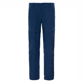 The North Face The North Face Girl's Argali Hike Convertible Pant Shady Blue