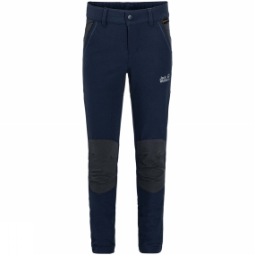Jack Wolfskin Girls Activate Dynamic Trousers
