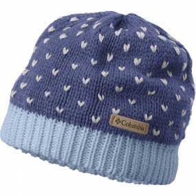 Columbia Girls Powder Princess Hat Eve / Faded Sky
