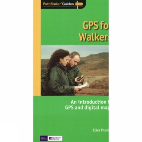 jarrold publishing gps for walkers: pathfinder guides no colour