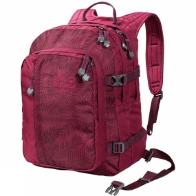 Jack Wolfskin Kids Berkeley Rucksack Leaf Red