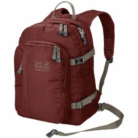 Jack Wolfskin Kids Berkeley Rucksack Redwood