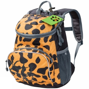 Jack Wolfskin Kids Little Joe Rucksack Jaguar