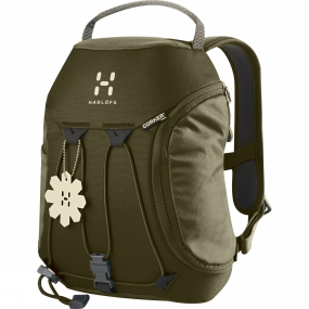 Haglofs The Corker XS is an innovative daypack with smart side-door opening. This side panel opening allows great access to and overview of the pack