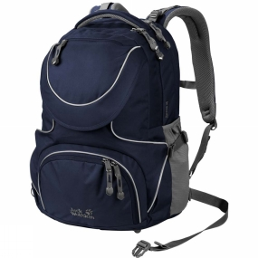 Jack Wolfskin Kids Ramson 26 Pack Midnight Blue