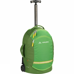 Vaude Kids Gonzo 26 Trolley Parrot Green