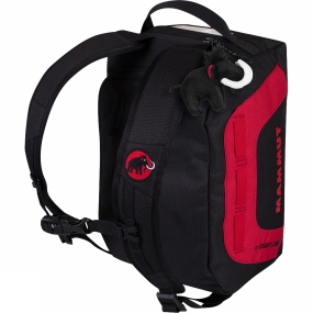 Mammut Childrens First Cargo 18L Rucksack Black/Inferno