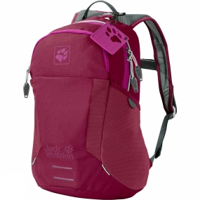 Jack Wolfskin Kids Moab Jam Pack Dark Ruby
