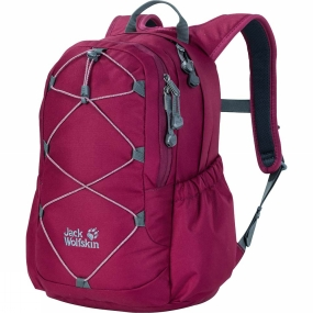 Jack Wolfskin Kids Grivla Pack Dark Ruby