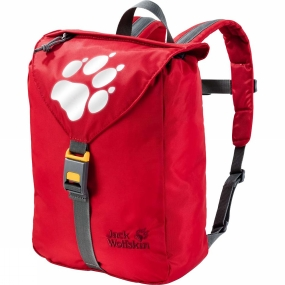 Jack Wolfskin Kids Murmel Backpack Ruby Red