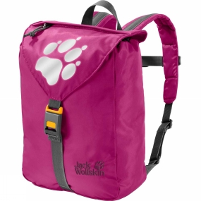 Jack Wolfskin Kids Murmel Backpack Fuchsia
