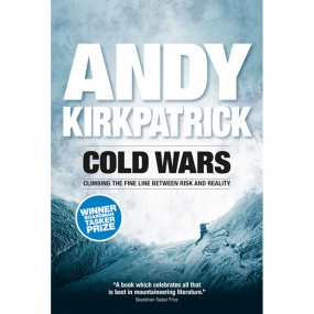 Vertebrate Publishing Cold Wars: Climbing the Fine Line between Risk and Reality