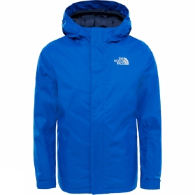 The North Face The North Face Kids Snowquest Jacket Bright Cobalt Blue