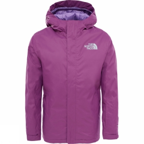 The North Face The North Face Kids Snowquest Jacket Wood Violet