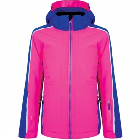 Dare 2 b Dare 2 b Kids Beguile Jacket Cyber Pink/Clemtis Blue