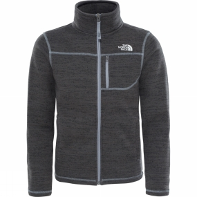 The North Face Youths Snowquest Plus Fleece